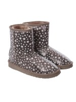 Boots Metalizado  Silver 28-38 - BASIC