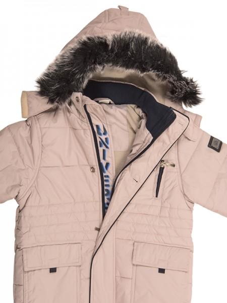 Jacket SNOWMAN BEIGE