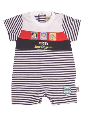 Bodysuit RUGBY PLAYER WHITE