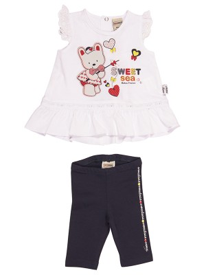 bebe Leggings Set