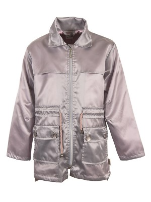 Jacket SHINE GIRL SILVER