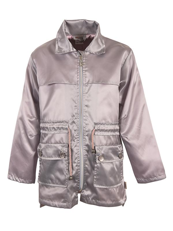 Jacket SHINE GIRL SILVER