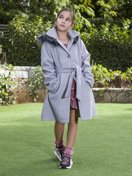 Coat LADY GREY ARG