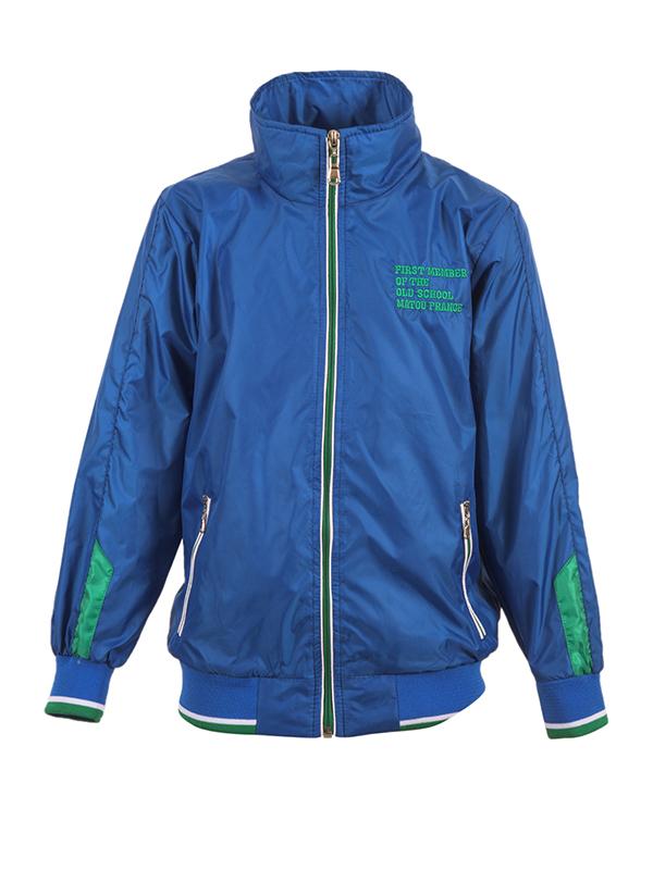 Jacket OLD SCHOOL ROUA GREEN