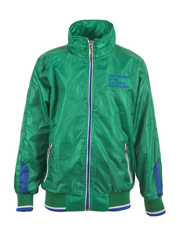 Jacket OLD SCHOOL GREEN