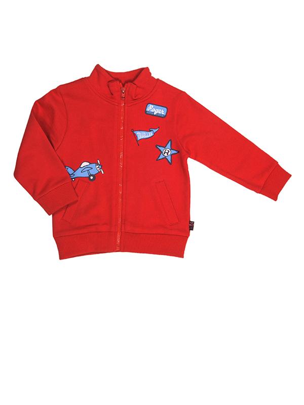 bebe Jacket PILOT RED 3-18 months