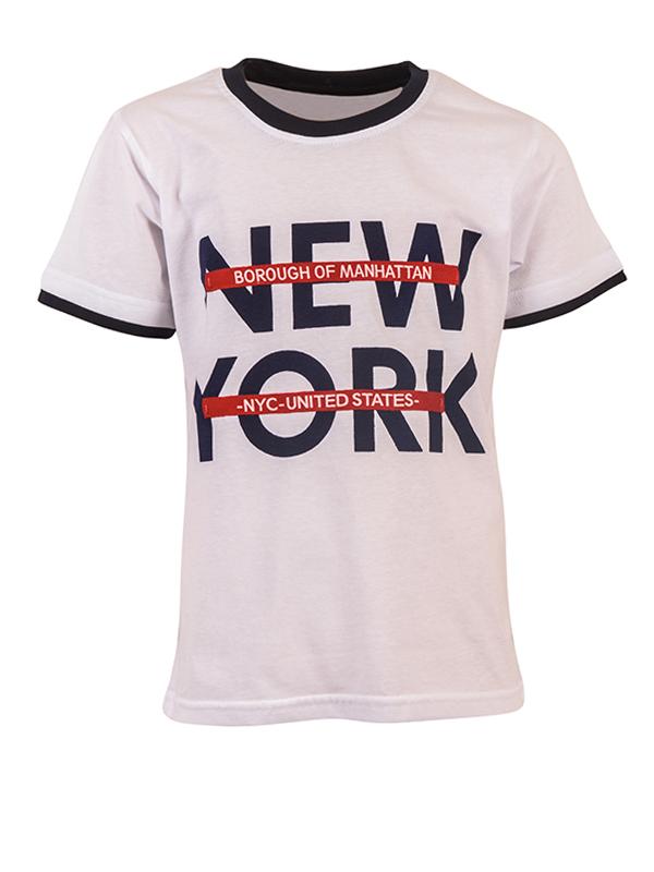 Blouse NEW YORK WHITE