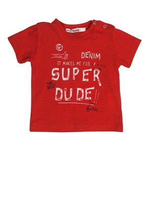 bebe T-Shirt RED