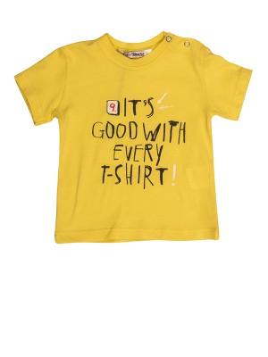 bebe T-Shirt YELLOW