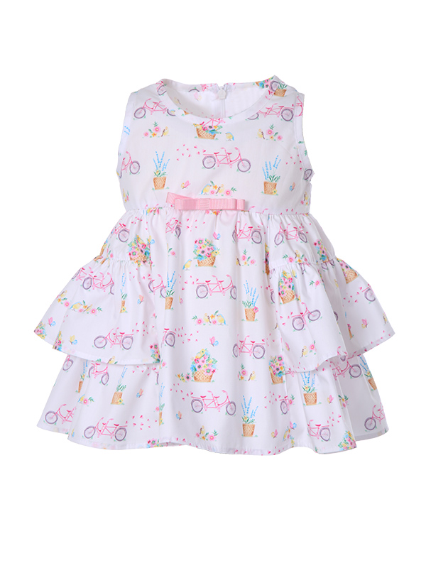 Dress Bicyclette 6-18 months