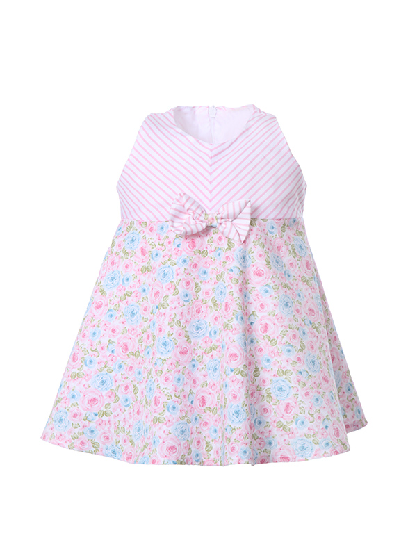 Baby Dress Pastel 9-18 month