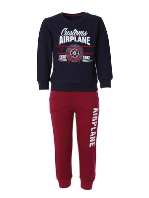 Tracksuit AIRPLANE BLUE