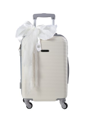 Baptism Suitcase PEARL Ivory