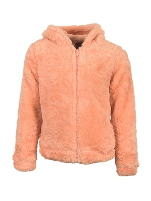 Fur TEDDY BEAR PINK