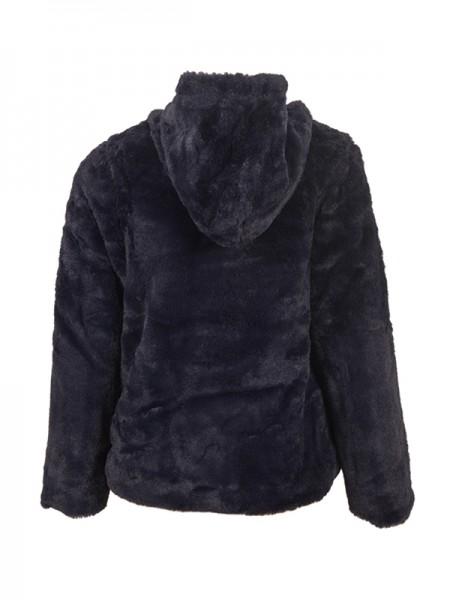 Fur EXTRA WARM BLUE