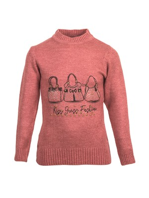 Sweater MY BAS PINK