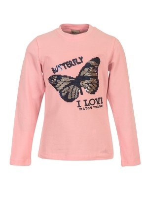 Blouse BUTTERFLY PINK