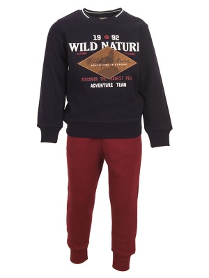 Tracksuit WILD NATURE BLUE