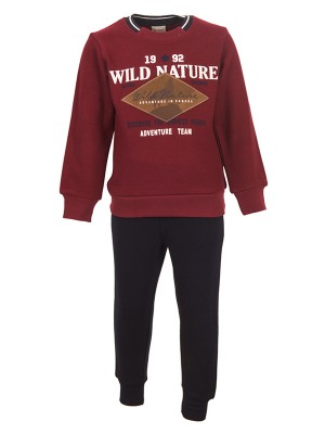 Tracksuit WILD NATURE BORDEAUX