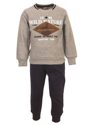 Tracksuit WILD NATURE GREY ARG