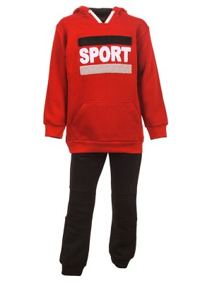 Tracksuit SPORT RED
