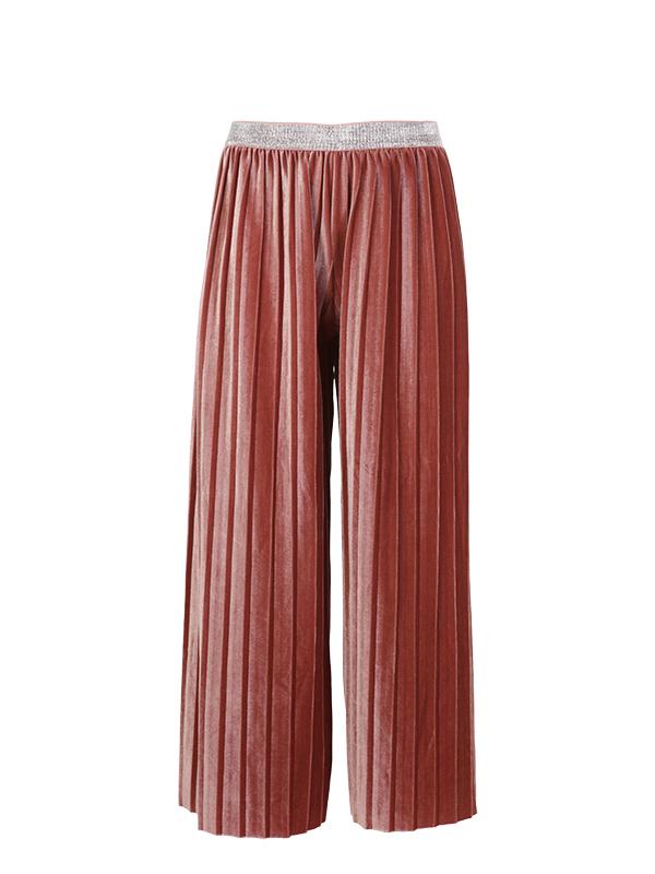 Trousers VELVET TOUCH GIRL