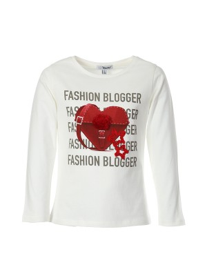 Blouse FASHION BLOGGER ECRU