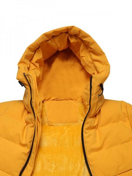 Jacket MERCURY YELLOW