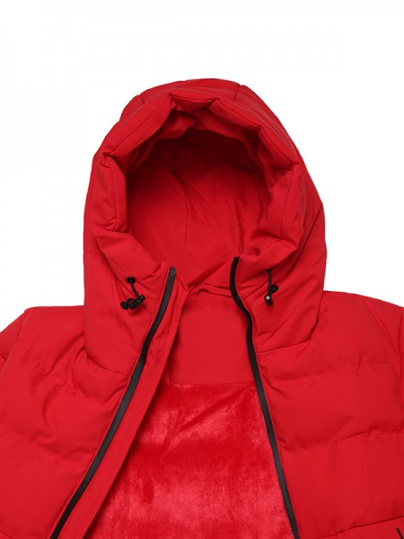 Jacket MERCURY RED