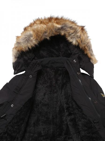 Jacket MERCURY BLACK