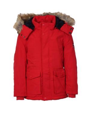 jacket BERGEN RED