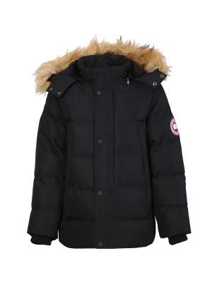 Jacket 5 STARS BLACK