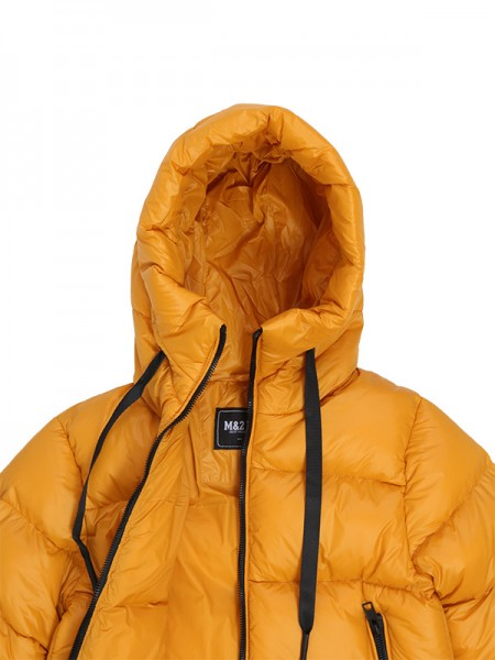 Jacket FULL WARM MUSTARDI