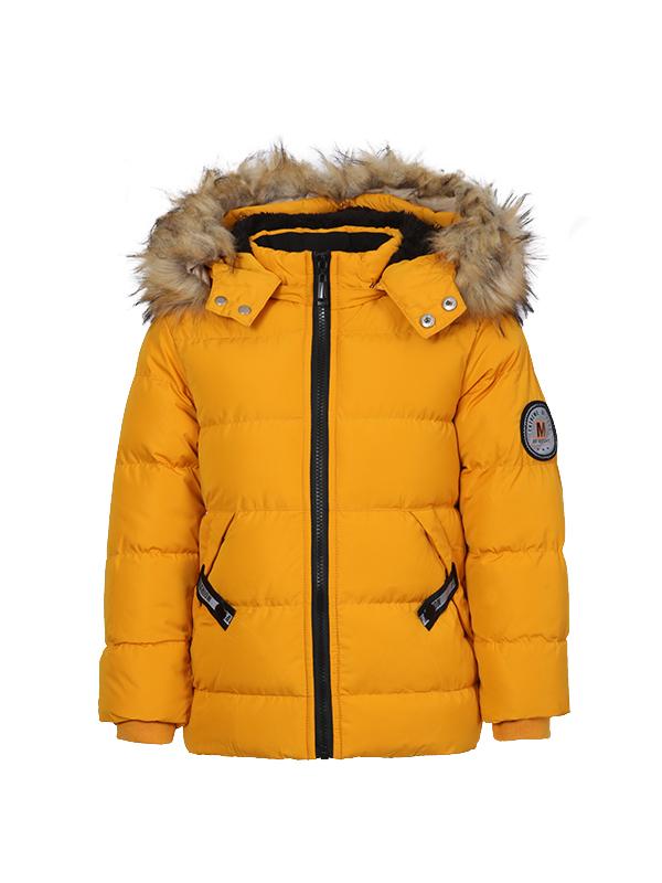 Jacket CITY BOY MUSTARDI