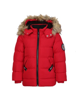Jacket CITY BOY RED