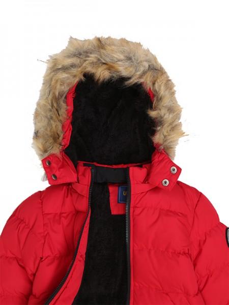 Jacket CITY BOY RED