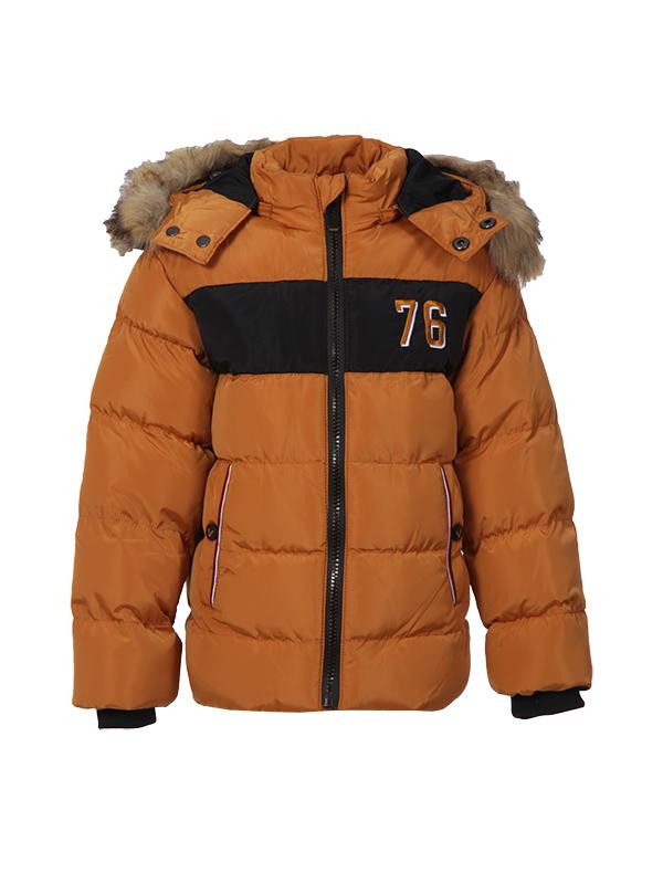 Jacket BRISTON MUSTARD