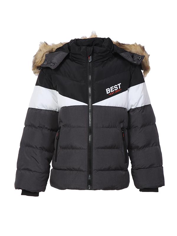 Jacket BEST GREY ARG