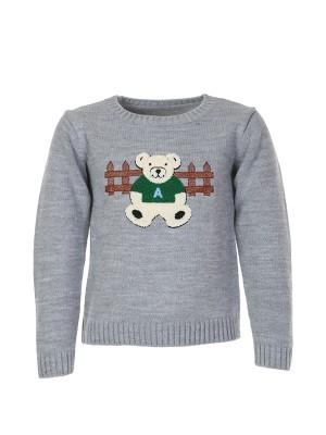 Sweater BEAR GREY ARG