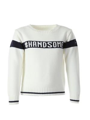 Sweater HANDSOME ECRU