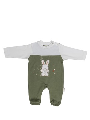 Bodysuit RABBIT SWING GREEN