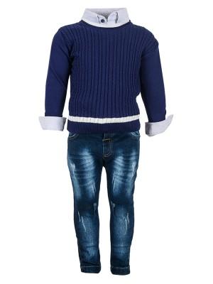 Trousers Set BRAVE BLUE