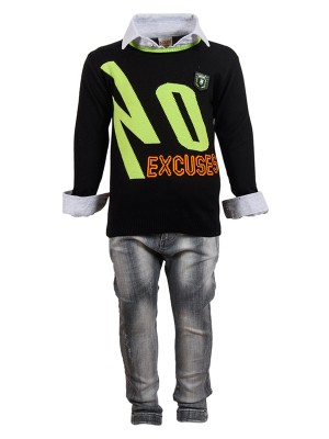 Trousers set NO EXCUSES
