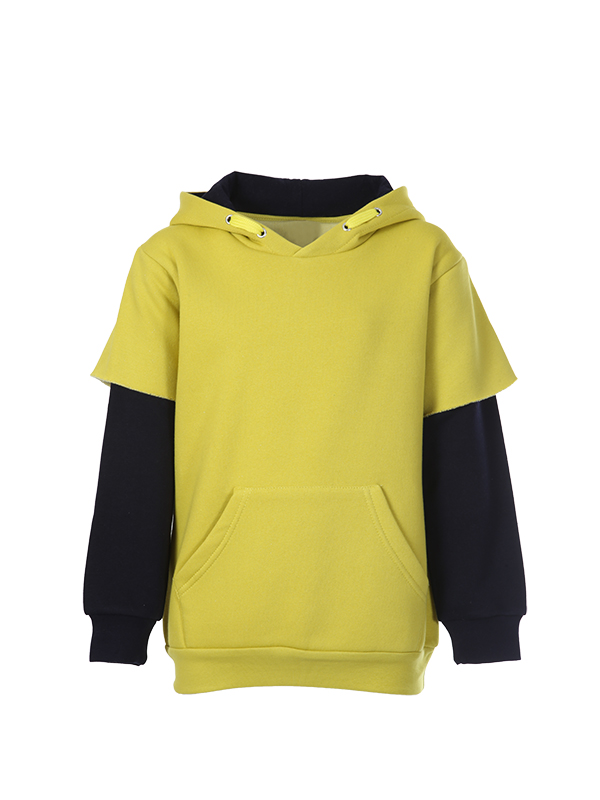 Sweater MATOU SOLIDER LEMON