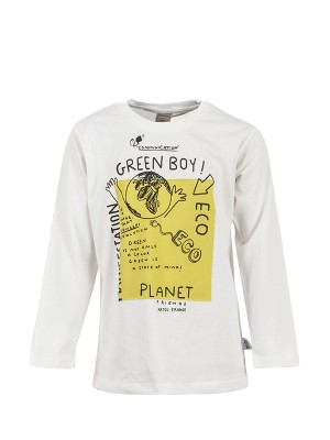 Blouze GREEN BOY ECRU