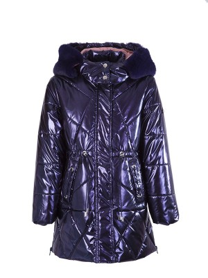 Jacket SHINY GIRL BLUE
