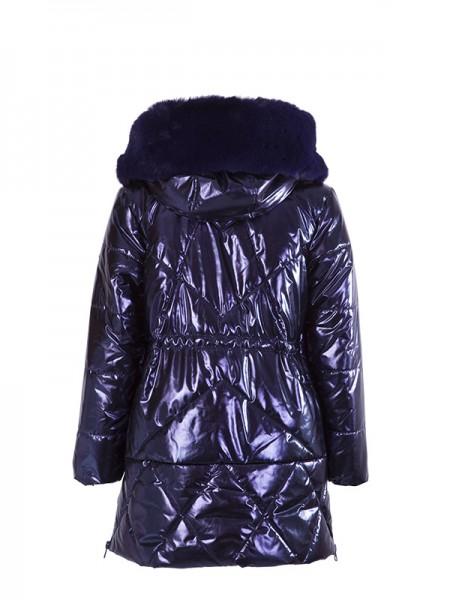 Jacket SHINY GIRL BLUE