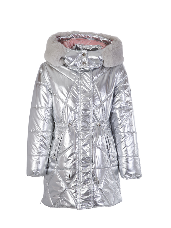 Jacket SHINY LADY SILVER