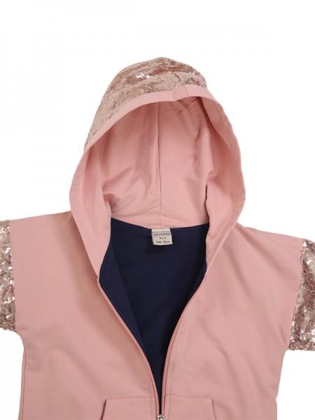 Jacket SHINE IN SAUMON