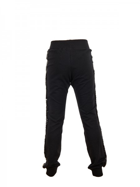 Trousers SHINE BLACK